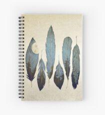 Forest Birds Spiral Notebook