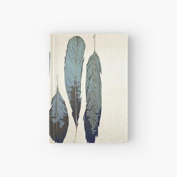 Forest Birds Hardcover Journal