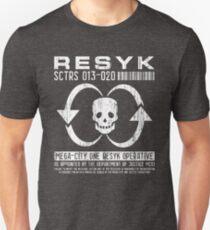 Dredd RESYK Operative  Unisex T-Shirt