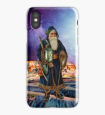 THE HERMIT TAROT CARD iPhone Case/Skin