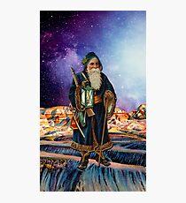 THE HERMIT TAROT CARD Photographic Print