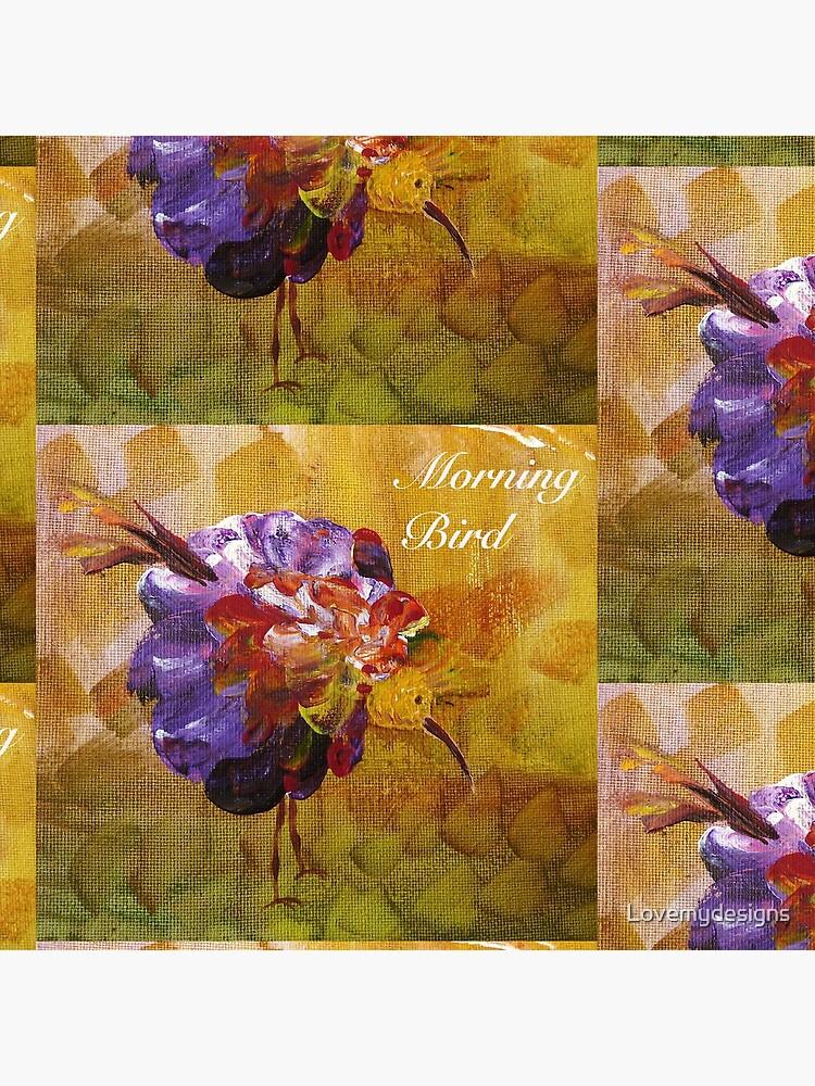 Morning bird by Lovemydesigns
