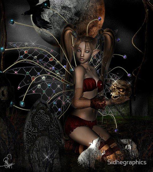 Night Majick by Sidhegraphics