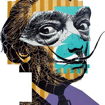 Salvador Dalí de LuigiMrz