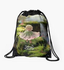 Waterfall Drawstring Bag