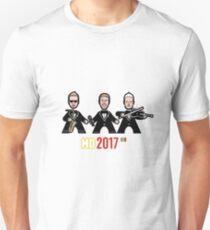 Moldova 2017 Unisex T-Shirt