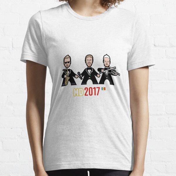 Moldova 2017 Essential T-Shirt