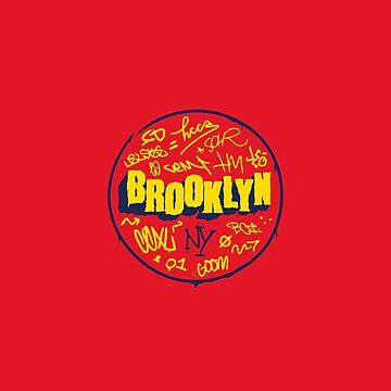 We love Brooklyn by motherf