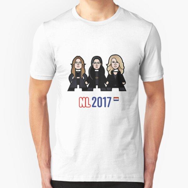Netherlands 2017 Slim Fit T-Shirt