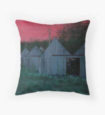 Greenhouse Effect Throw Pillow