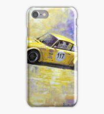Porsche 911 S Typ G Josef Michl iPhone Case/Skin