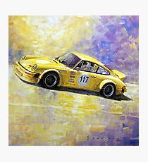 Porsche 911 S Typ G Josef Michl Photographic Print