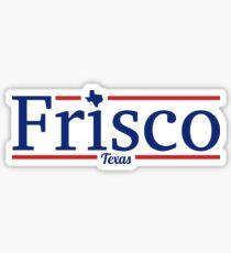 Frisco, Texas Sticker