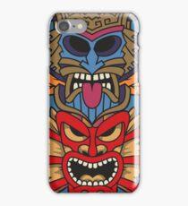 DOUBLE TIKI iPhone Case/Skin