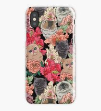 Because Cats iPhone Case/Skin