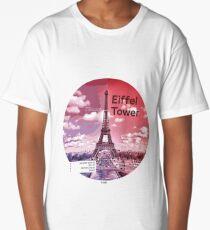 Eiffel Tower Long T-Shirt