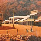 Ravenswood Dust Storm by Cary McAulay