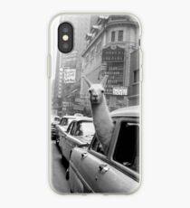 Vinilo o funda para iPhone Lama - NYC