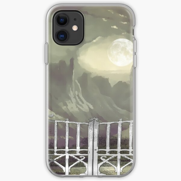 At The Gates iPhone Soft Case