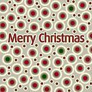 Merry Xmas Pattern by chrstnes73