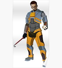 Gordon Freeman  Poster