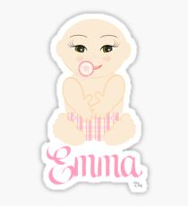 Emma Sticker