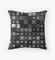 Messier Image Map Throw Pillow