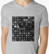 Messier Image Map Mens V-Neck T-Shirt