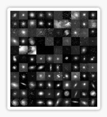 Messier Image Map Sticker