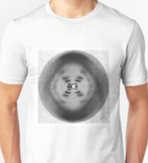 Rosalind Franklin Diffraction Unisex T-Shirt