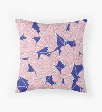 Efflorescent Throw Pillow