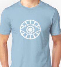 Der Pfad (Auge) - Meyerism Unisex T-Shirt