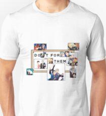 DO IT FOR VICTUURI Unisex T-Shirt