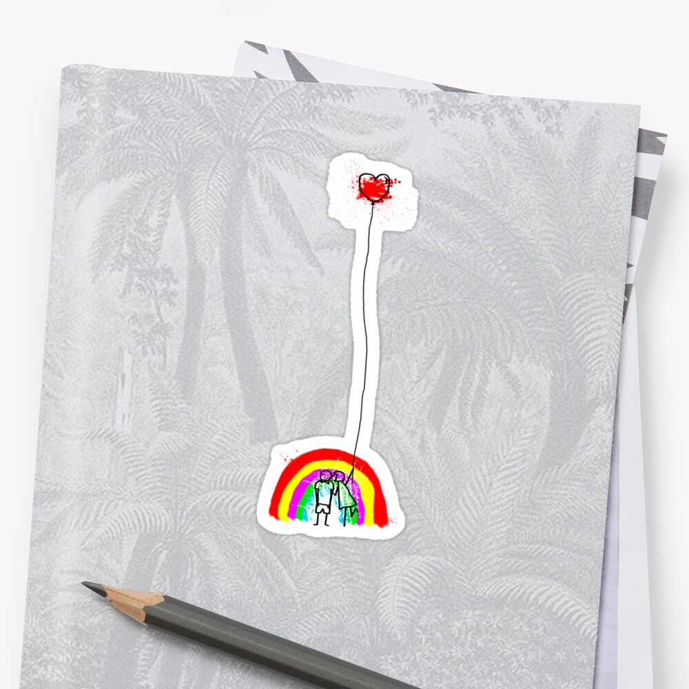 Love Balloon by kaligraf