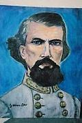 General Nathan Bedford Forrest by Jerriann