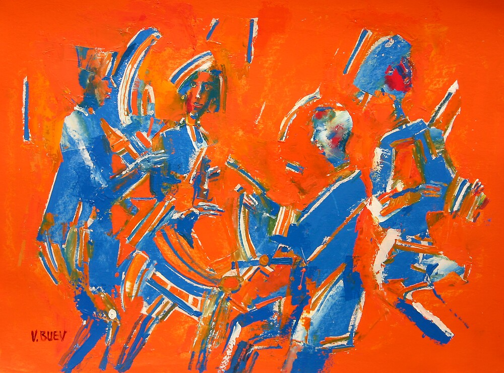 jazz by Valeriu Buev
