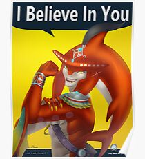 Prince Sidon WWII Poster Poster