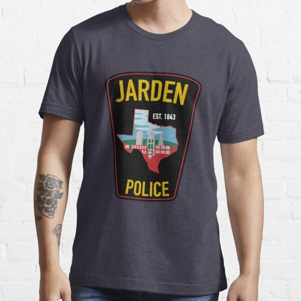 Jarden Police Department  Essential T-Shirt
