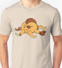 Steampunk Pirate Octopus  Unisex T-Shirt