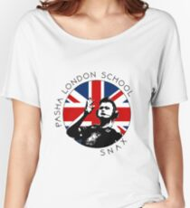 Counter Strike Global Offensive - Pasha London School (Large) Women's Relaxed Fit T-Shirt