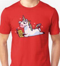 Unicorn Believe in Yourself Magically Fabulous II Unisex T-Shirt