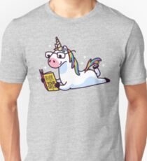 Unicorn Believe in Yourself Magically Fabulous II Unisex T-Shirt