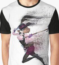 Sandstorm Persona 5 Haru Okumura Noir Graphic T-Shirt