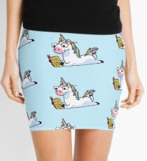 Unicorn Believe in Yourself Magically Fabulous II Mini Skirt