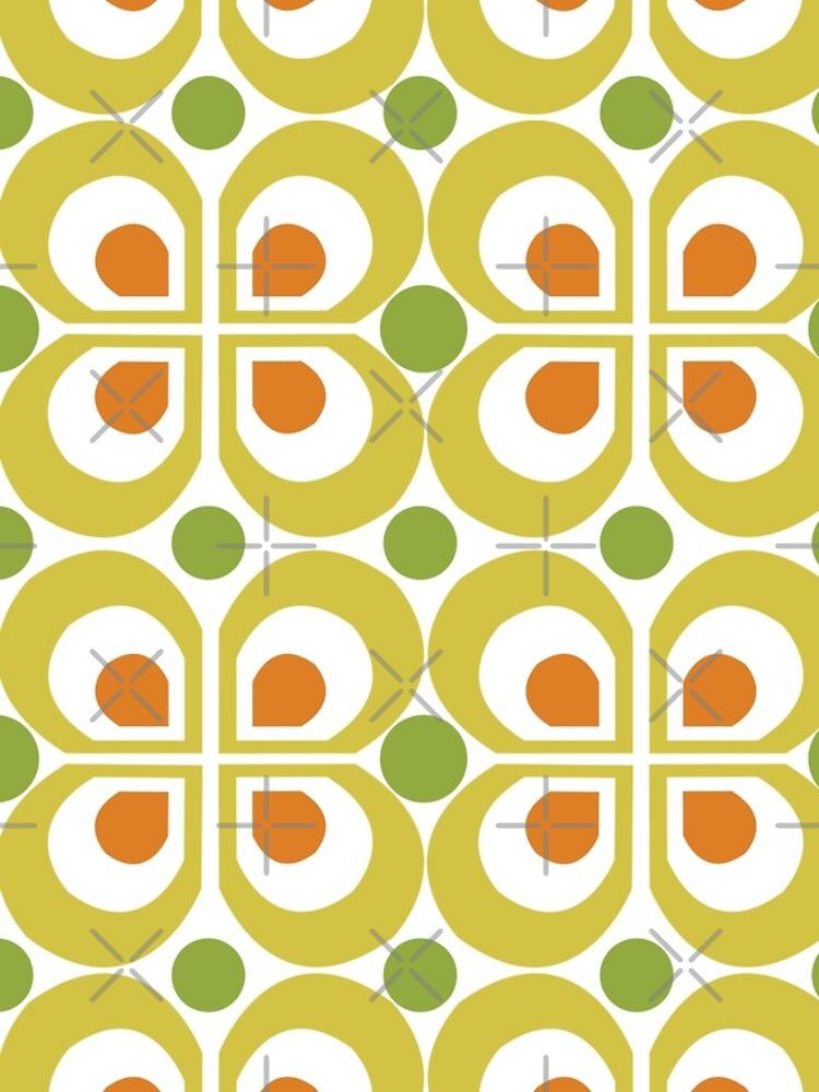 Retro 60s Pattern by Makanahele