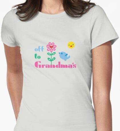 Off To Grandma's T-Shirt
