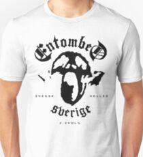 Entombed (Black) Unisex T-Shirt