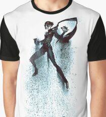 Sandstorm Persona 5 Makoto Niijima Queen Graphic T-Shirt