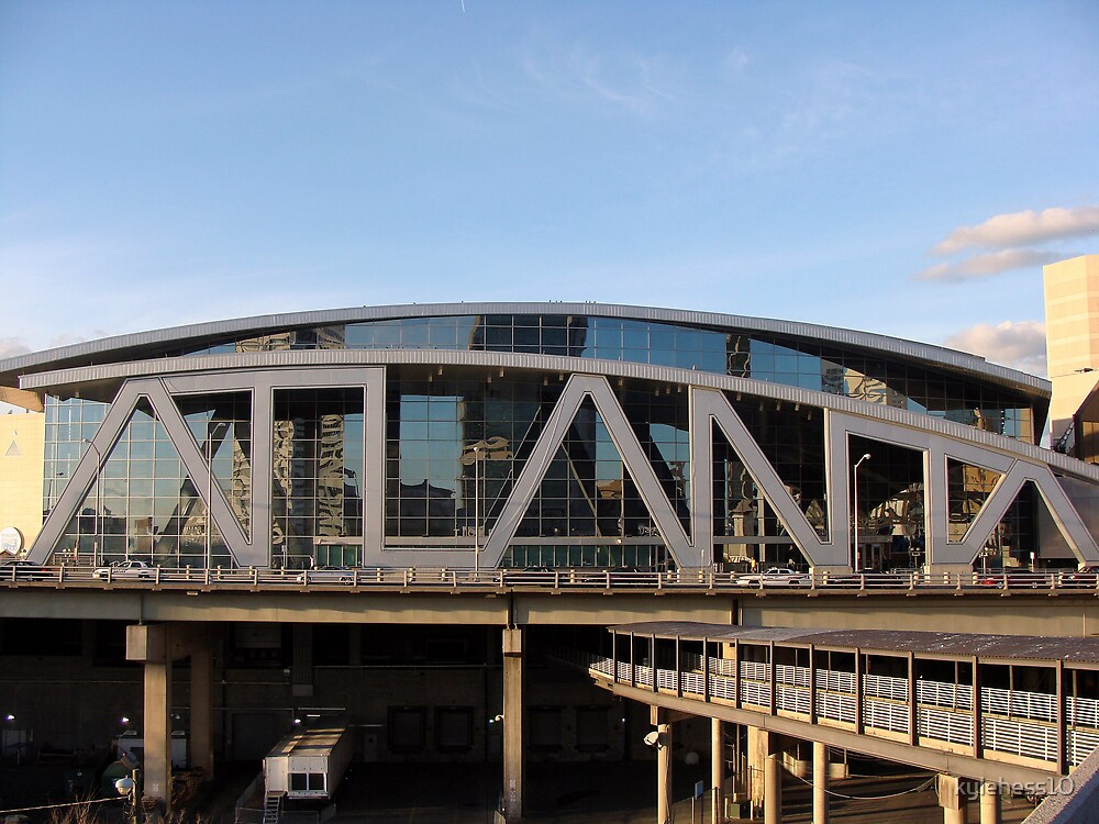 ATLANTA at Phillips Arena by kylehess10