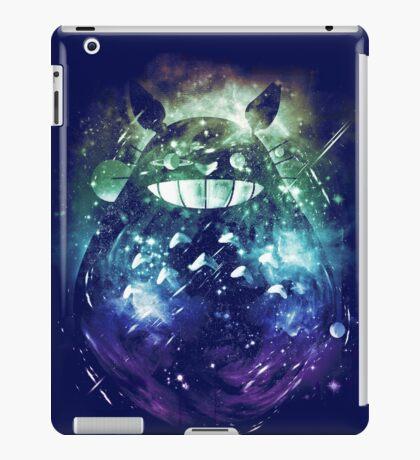 the big friend nebula - rainbow version iPad Case/Skin